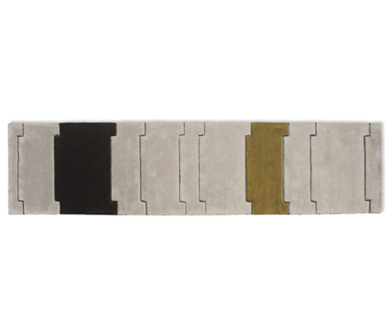Plus ocre by GANDIABLASCO | Rugs / Designer rugs