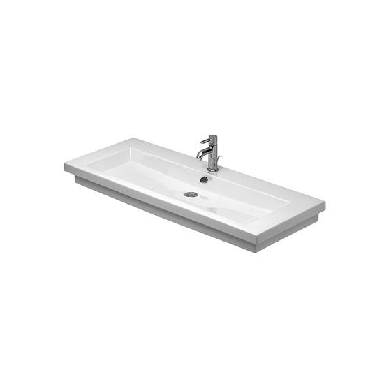 2nd floor washbasins by duravit 2nd floor washbasin. Black Bedroom Furniture Sets. Home Design Ideas