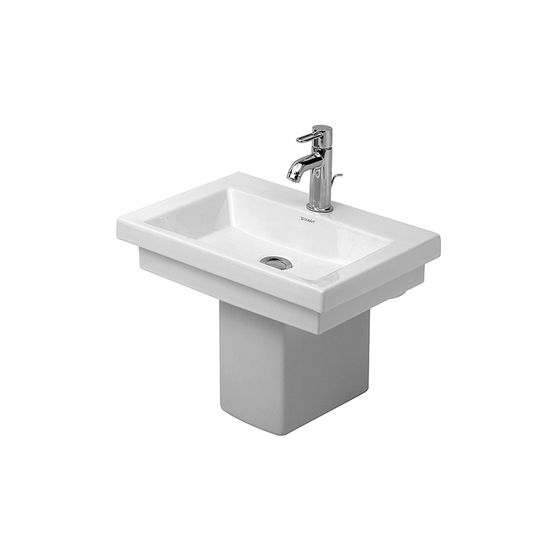 2nd floor - Siphon cover by DURAVIT | Wash basins