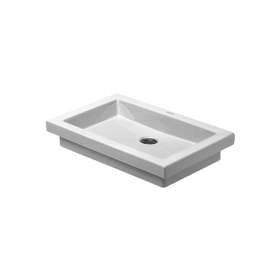 2nd floor - Above counter basin by DURAVIT | Wash basins