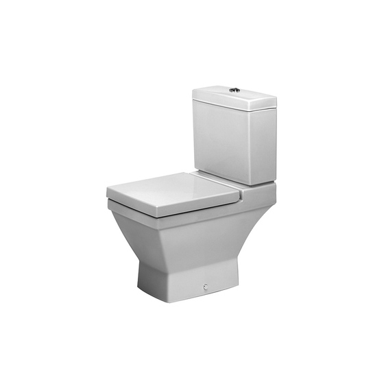 2nd floor - Toilet close-coupled by DURAVIT | Toilets