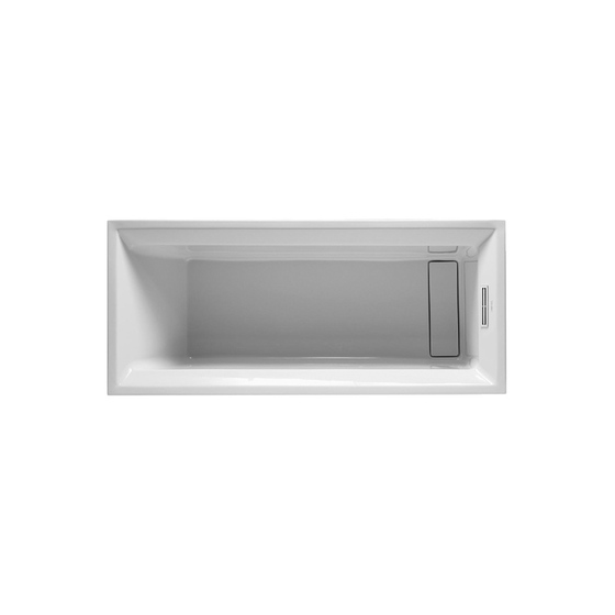 2nd floor - Bathtub by DURAVIT | Bathtubs rectangular
