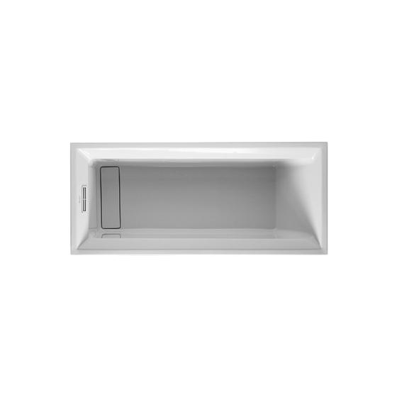 2nd floor - Baignoire de DURAVIT | Baignoires rectangulaires