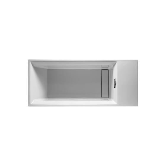 2nd floor - Bathtub by DURAVIT | Built-in bathtubs
