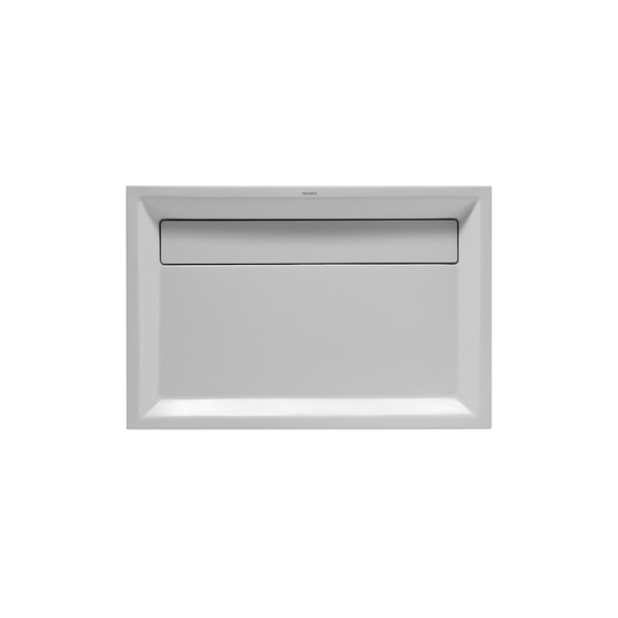 2nd floor - Shower Tray by DURAVIT   Shower trays