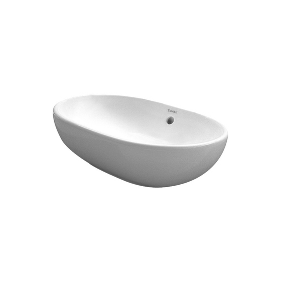 Foster - Above counter basin by DURAVIT | Wash basins