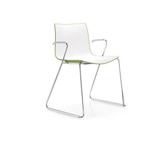 Catifa 46 | 0287 by Arper | Multipurpose chairs