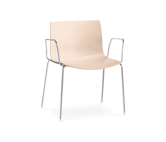 Catifa 53 | 0200 by Arper | Multipurpose chairs