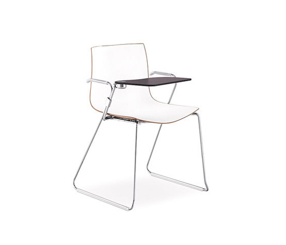 Catifa 46 | 0287+0264 by Arper | Multipurpose chairs