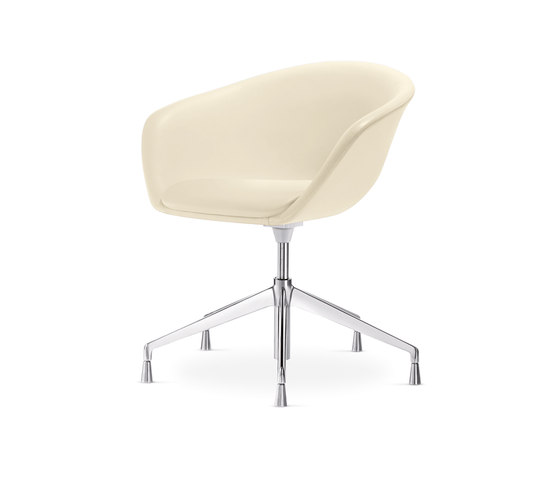 Duna | D008/D018 by Arper | Visitors chairs / Side chairs