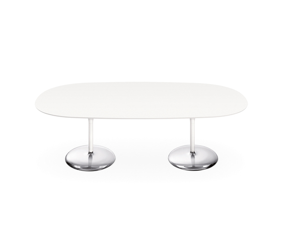 Duna | D092/D093 by Arper | Conference tables