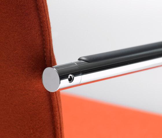 Swing von Arco | Besucherstühle