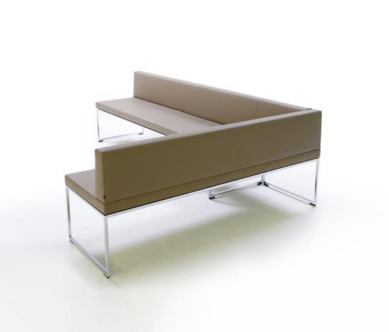 Frame bench de Arco | Bancos de espera