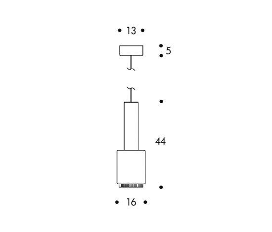 Pendant Lamp A110 by Artek | General lighting