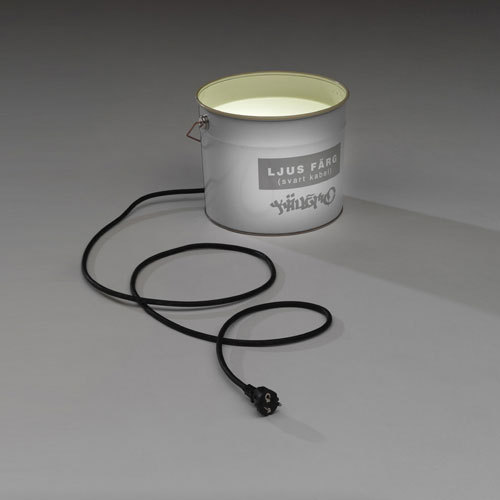 Light Colour (black cable) by Källemo | General lighting