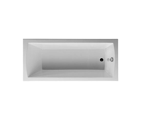 Daro tubs di duravit daro vasca da bagno prodotto - Vasche da bagno ad incasso ...