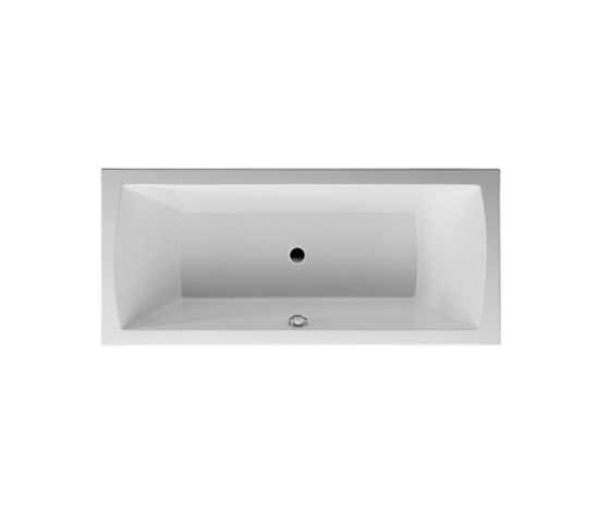 Daro - Bathtub by DURAVIT | Built-in bathtubs