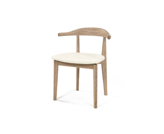 F Series chair di TEORI | Sedie