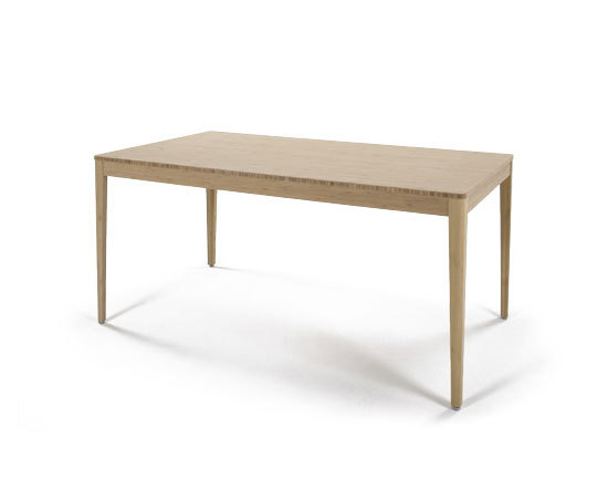 F Series table by TEORI | Dining tables
