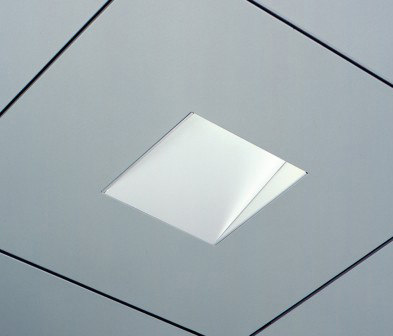 Small Square Side by Kreon | Ceiling systems
