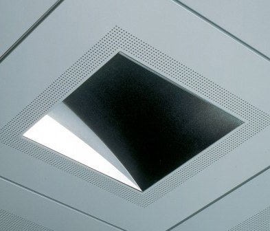 Square Side by Kreon | Ceiling systems