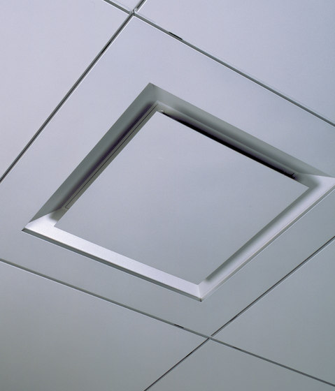 Fuo Square by Kreon | Ceiling heating