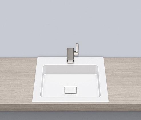 EB.Q450H by Alape | Wash basins