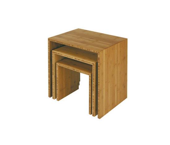 VaterMutterKind de Büro 213 | Tables d'appoint
