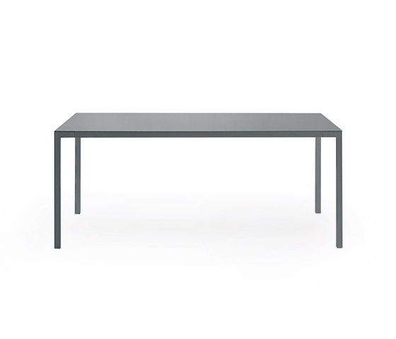 Trevi table by Poliform | Dining tables