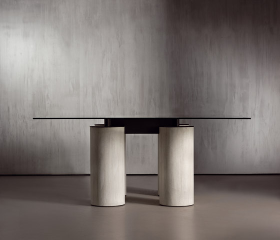 Serenissimo by Acerbis | Dining tables