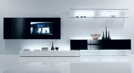 New Concepts Beam by Acerbis | Wall shelves