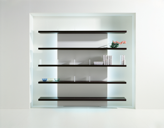 New Concepts Shelving units by Acerbis | Shelving systems