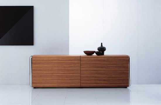 Superego high sideboard by Acerbis | Sideboards