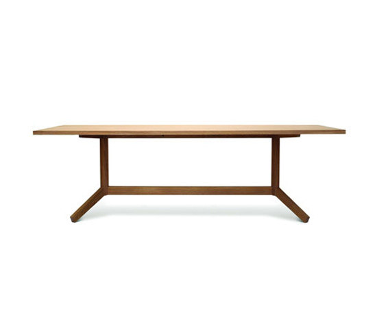 volata 1 Rectangular table by tossa | Dining tables
