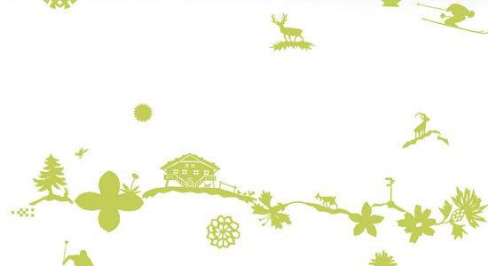 Cristallina von Création Baumann | Wandtextilien