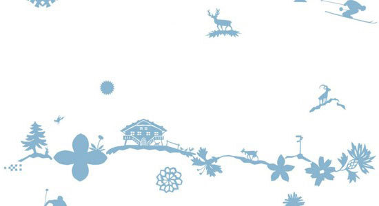 Cristallina de Création Baumann | Tissus muraux