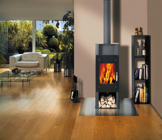 TOPAS by Attika Feuer | Steel stoves