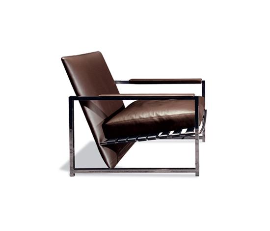 Atlan di Minotti | Poltrone lounge