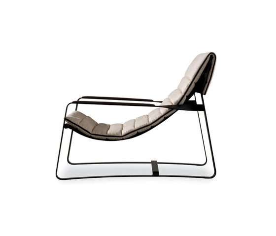 Hopper Armchair by Minotti | Lounge chairs