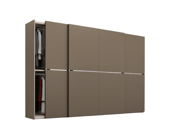Bangkok wardrobe by Poliform | Built-in cupboards