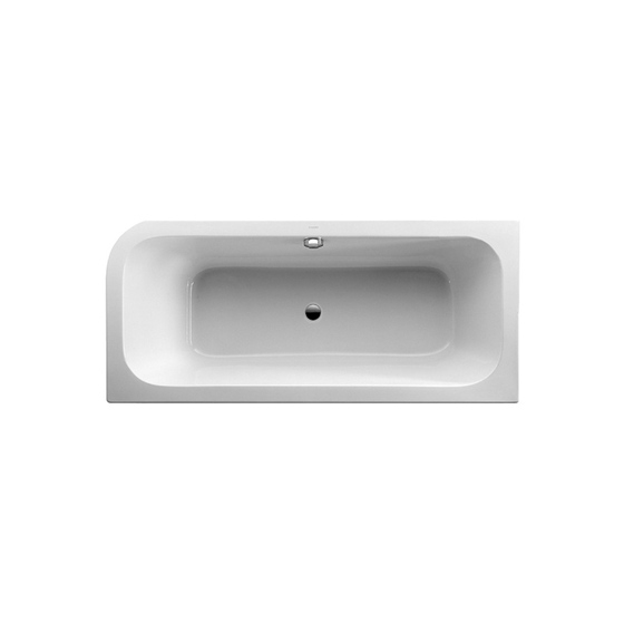 Happy D. - Bathtub by DURAVIT | Corner baths