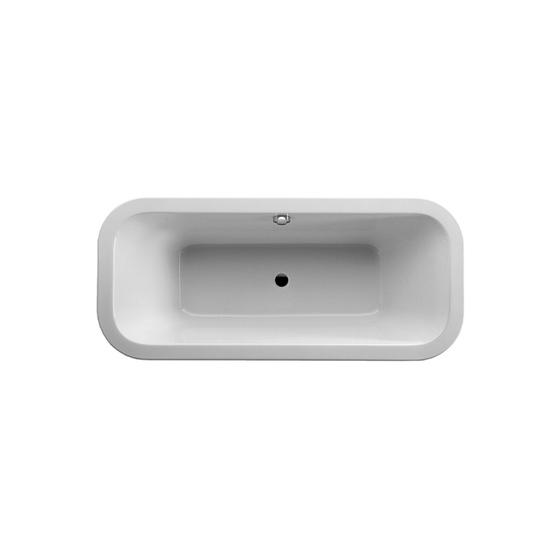 Happy D. - Bathtub by DURAVIT | Built-in bathtubs