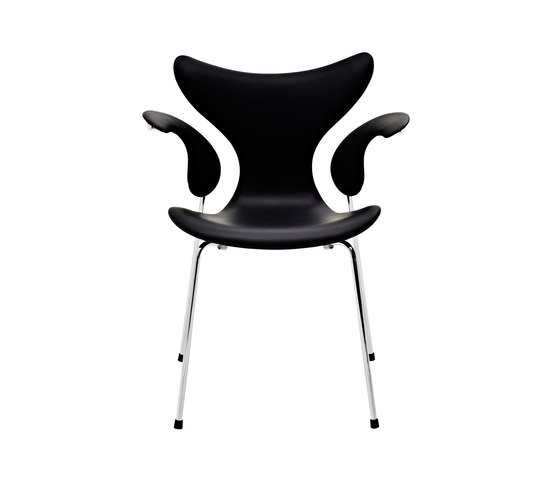 Lily™ | 3208 by Fritz Hansen | Visitors chairs / Side chairs