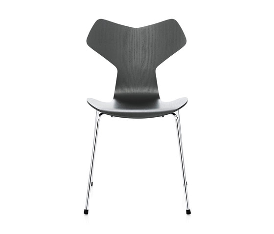 Grand Prix™ | 3130 coloured ash by Fritz Hansen | Multipurpose chairs