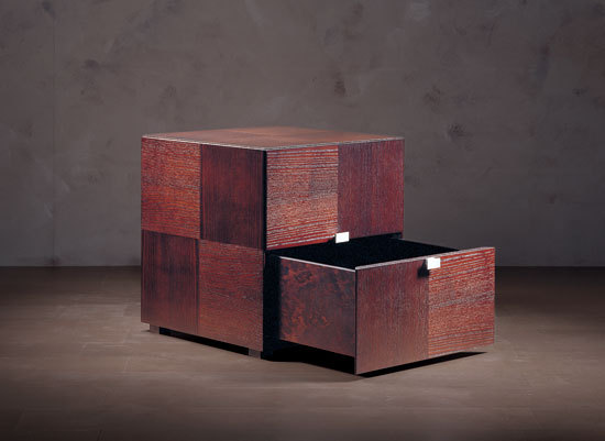 Square* by Flexform Mood | Night stands