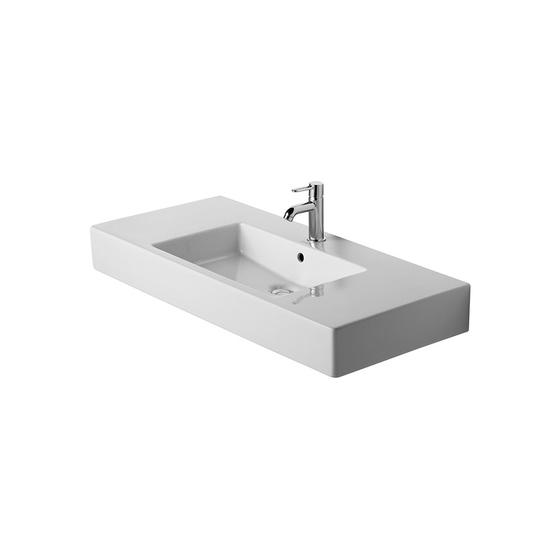 Vero - Furniture washbasin by DURAVIT | Wash basins