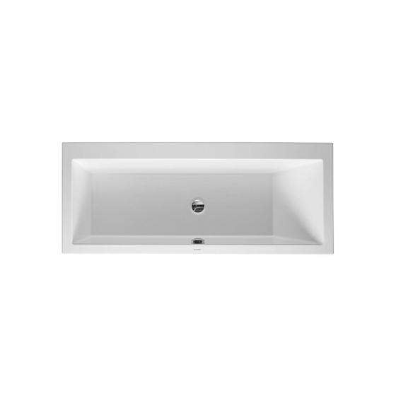 Vero - Bathtub by DURAVIT | Built-in bathtubs