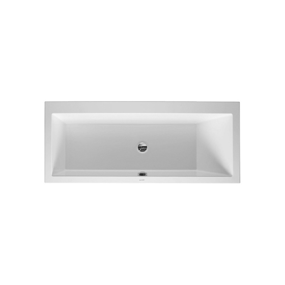 Vero - Bathtub by DURAVIT | Built-in bathtubs