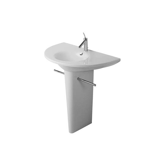 Starck 1 - Pedestal by DURAVIT | Vanity units