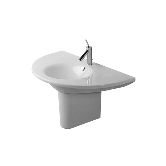 Starck 1 - Siphon cover by DURAVIT | Wash basins